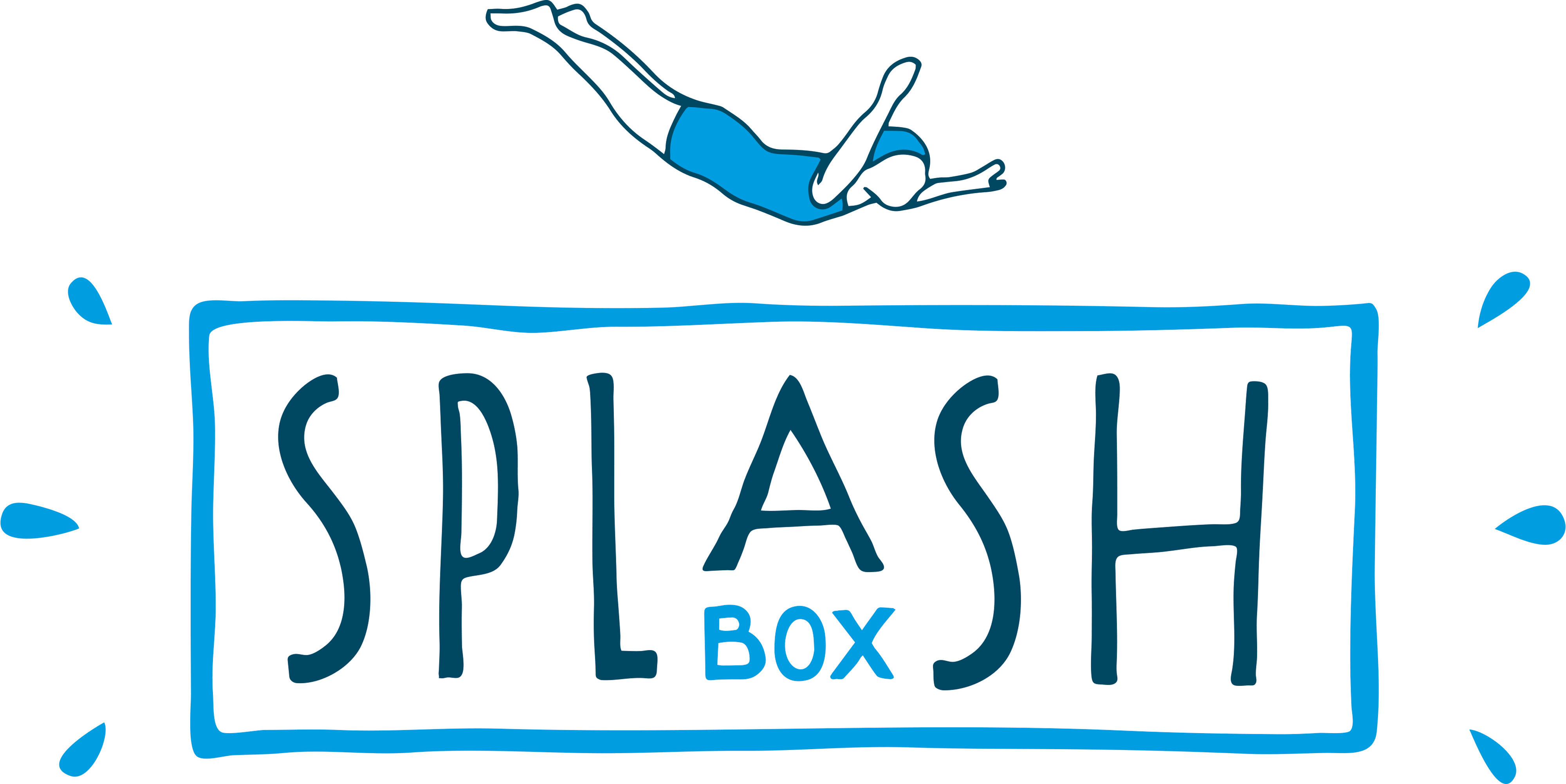 Splash Box